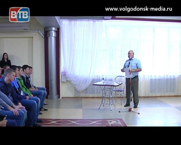 Во Дворце культуры «Октябрь» прошло заседание дискуссионного клуба «Диалог»