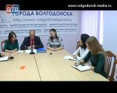 Председатель Территориальной избирательной комиссии Геннадий Соколов провел брифинг для городских СМИ
