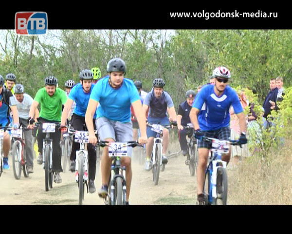 В Волгодонске прошли соревнования по кросс-кантри Balka Race Cup