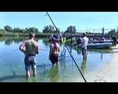 Волгодонск принял турнир по спортивной рыбалке среди воинов-афганцев