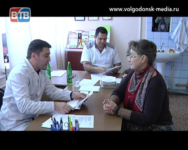 В Волгодонск вновь приехали московские кардиологи