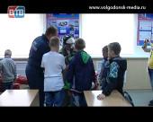 Воспитанники социально-реабилитационного центра «Аистенок»  познакомились с профессией пожарного