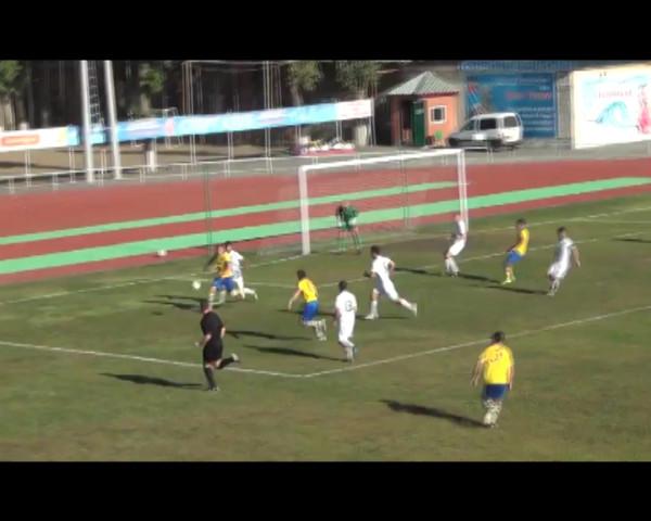 Футбольный клуб «Волгодонск» потерпел поражение от фаворита первенства