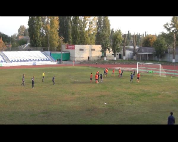 ФК «Волгодонск» побеждает, несмотря на нереализованный пенальти
