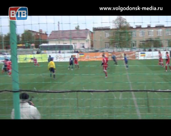 ФК «Волгодонск» на выезде обыграл миллеровскую «Родину»
