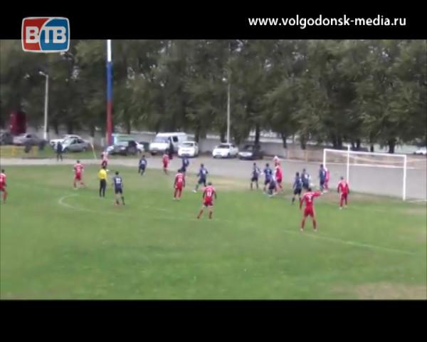 Футбольный клуб «Волгодонск» выполнил задачу, поставленную на этот сезон, — быть в первой пятерке