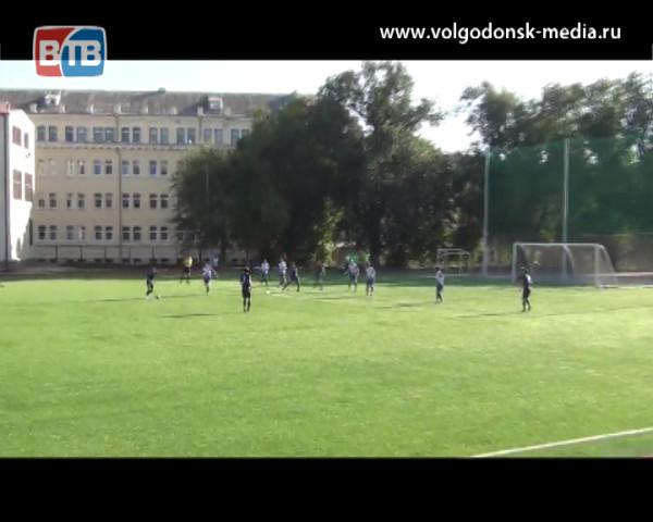 Мастер-класс от «Волгодонска». Наши футболисты разгромили ростовский «СКА-2 ДГТУ»