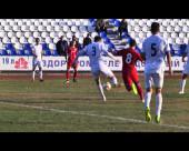 Футбольный клуб «Волгодонск» выиграл последнюю домашнюю игру сезона