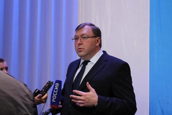 Законодательное собрание Ростовской области выбрало нового председателя