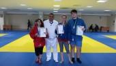Волгодонские самбисты завоевали 3 «олимпийские» медали
