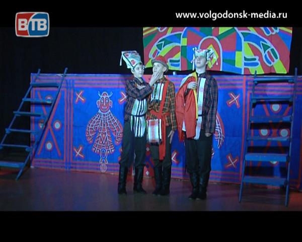 Волгодонские театралы вошли в тройку победителей Международного фестиваля в Москве