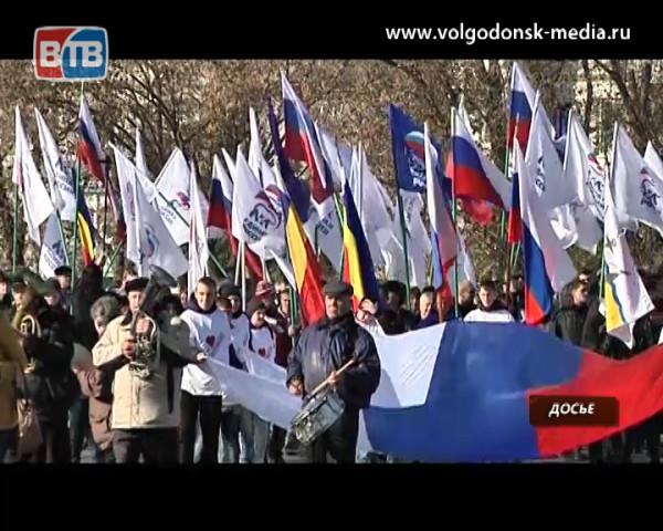 Традиционный марш единства внесет изменения в схему движения транспорта