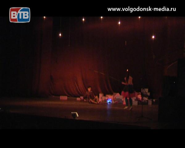 Авторский спектакль «Мечта о розовом слоне» представили широкой публике