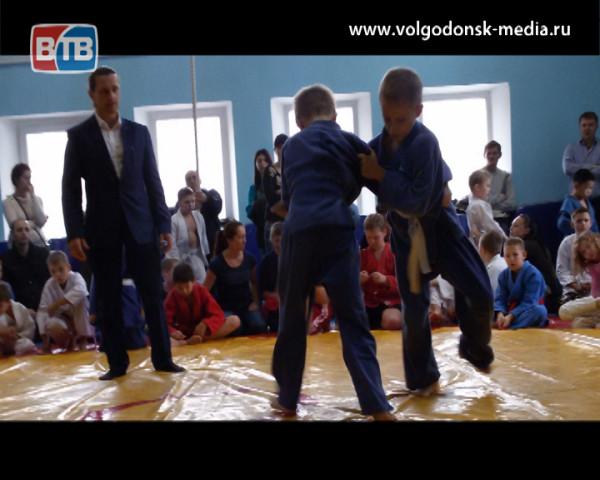 Волгодонские дзюдоисты блестяще выступили на областных соревнованиях