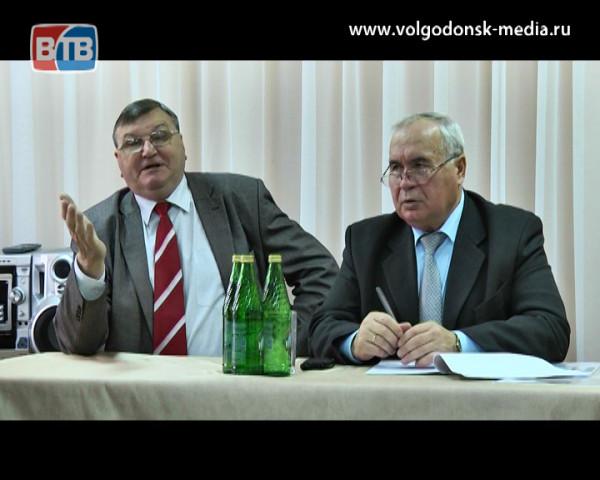 Когда Волгодонск станет «Городом равных возможностей»? В рамках декады «Белая трость» обсуждали проблемы городского хозяйства