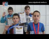 В Волгодонске прошли областные соревнования по плаванию  для самых юных спортсменов