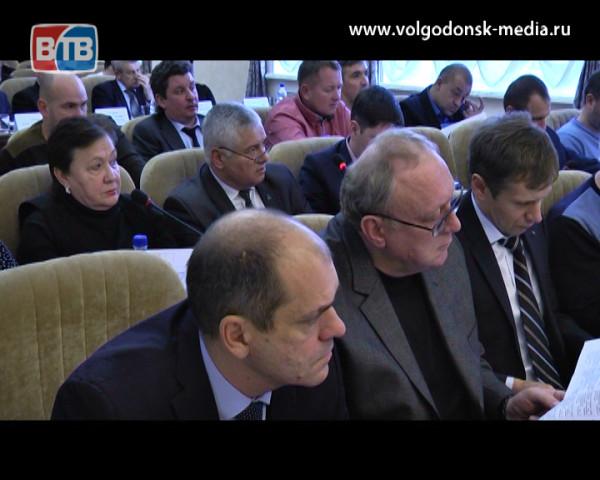 Бюджет города на 2017 год принят