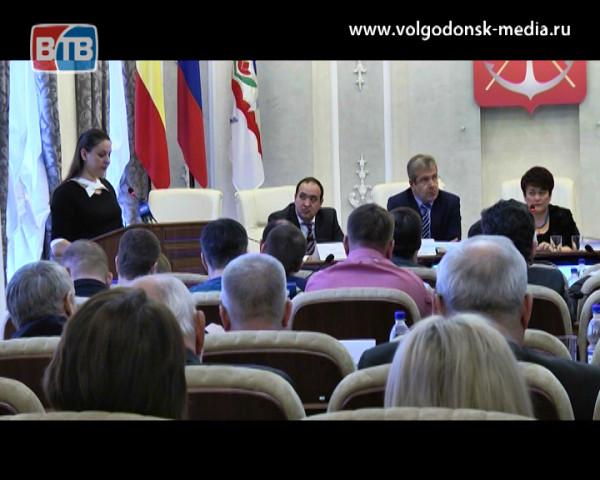 В Волгодонске появился новый Устав и пополнился парк карет скорой помощи