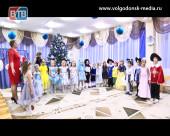 Новогодняя сказка пришла в детский сад «Гусельки»