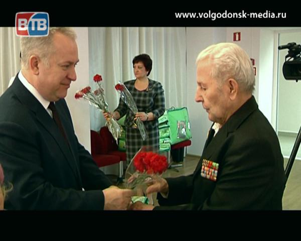 В день снятия блокады Ленинграда в Волгодонском эколого-историческом музее состоялась встреча с ветеранами Великой Отечественной войны