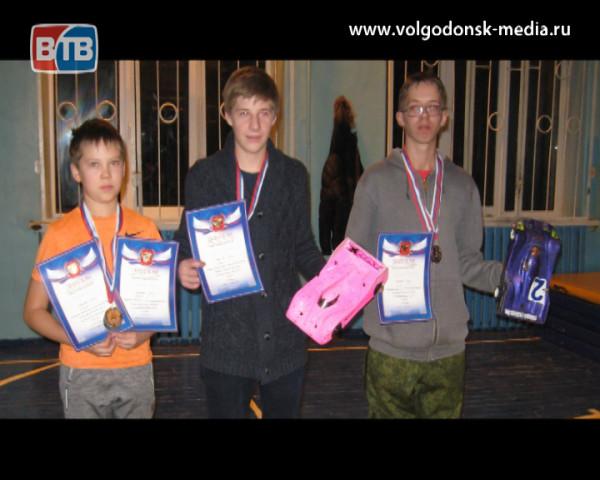 Юные автомоделисты стали призерами областных соревнований