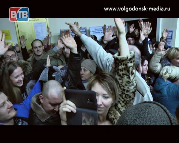 Сладкая жизнь по-волгодонски. Состоялись публичные слушания по вопросу строительства торгово-развлекательного комплекса «Мармелад»