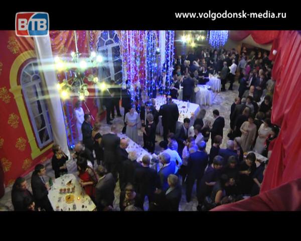 Прошла вторая по счету Новогодняя встреча Андрея Иванова с городским сообществом