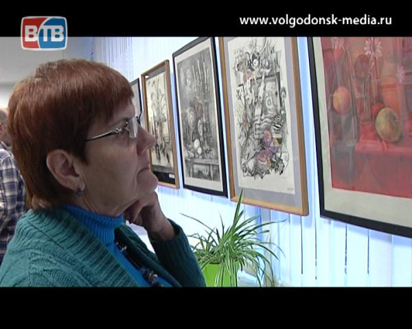 В Учебно-тренировочном подразделении Атомной станции открылся свой собственный выставочный зал