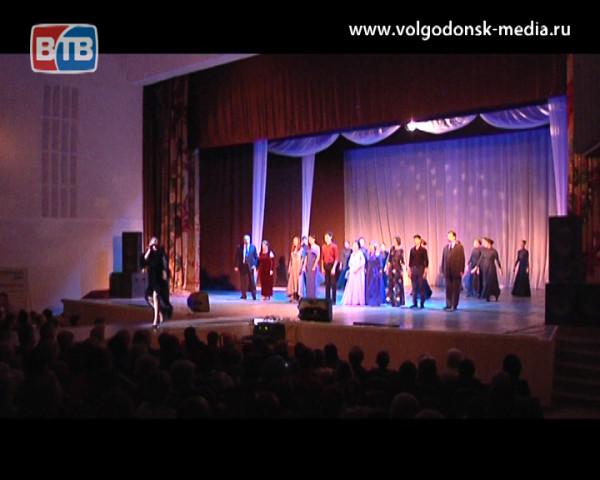 Традиционная «Романс-Эра» вновь собрала полный зал
