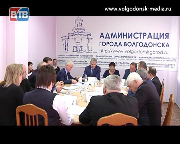 Волгодонск с рабочей поездкой посетил депутат Государственной Думы Виктор Дерябкин