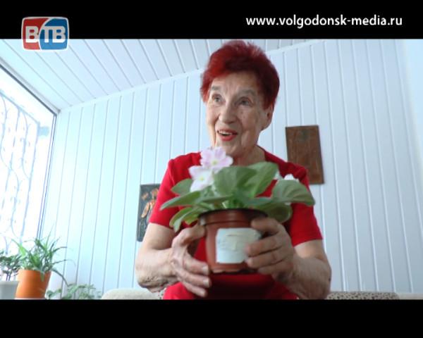 Врач Валентина Рудольская отмечает 90-летний юбилей