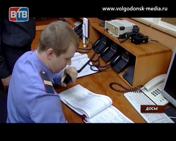 Волгодонские полицейские за неделю раскрыли 19 краж
