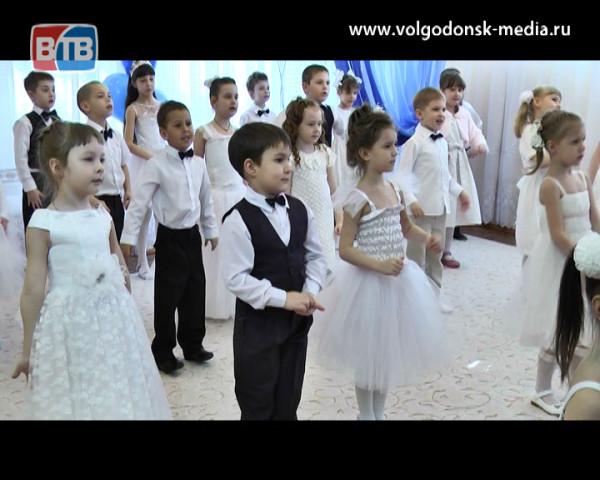 Детский сад «Тополек» отпраздновал 40-летний юбилей