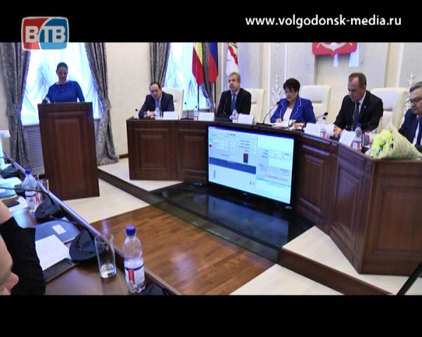 Депутаты определились с членами конкурсной комиссии от Волгодонска