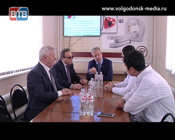 В Волгодонске появится сердечно-сосудистый центр