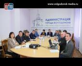 В рамках рабочей поездки Волгодонск посетил депутат Государственной Думы Российской Федерации Виктор Дерябкин