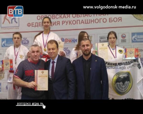 Воспитанники спортивного клуба Ростовской АЭС стали победителями Первенства России по рукопашному бою