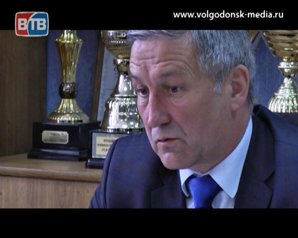 Волгодонск вновь признан самым спортивным городом области