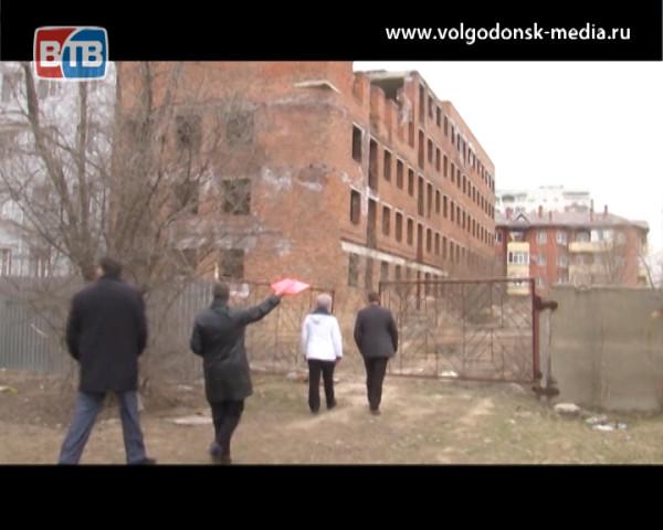 Недострой или как живется жильцам «социального дома» на Кошевого, 27