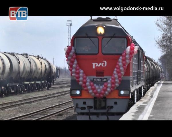 Движение грузовых поездов через Волгодонск возобновлено