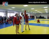 Очередные победы волгодонских самбистов
