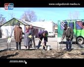 В преддверии Дня Победы в Волгодонске вновь стартовала акция «Дерево памяти»