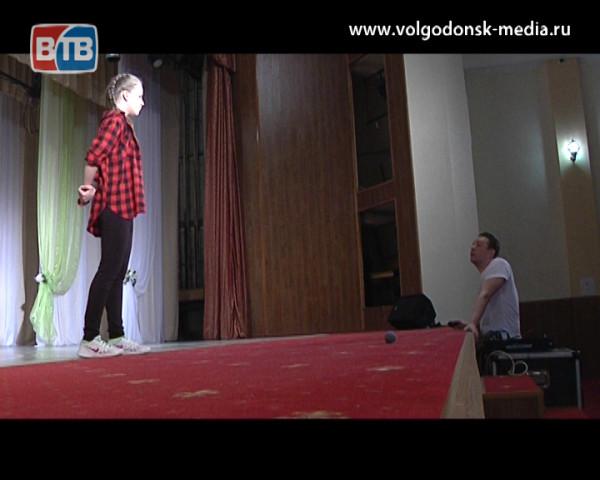 В Волгодонске вновь прошел кастинг «Nuclear kids»