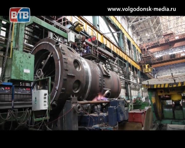 Новости Росатома. Завершена сборка корпуса второго реактора для ледокола «Сибирь»