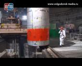 В реакторном отделении энергоблока №4 РоАЭС продолжаются пуско-наладочные работы