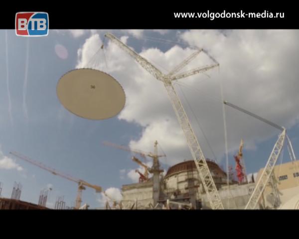Новости Росатома. Стартовал этап холодно-горячей обкатки реакторной установки на ЛАЭС 2