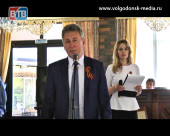 В преддверии Дня Победы Виктор Мельников встретился с активом совета ветеранов