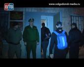 13 призывников Цимлянского и Волгодонского районов отправились служить Родине