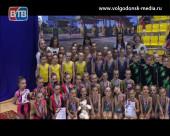 Юные гимнастки из Волгодонска покорили Калмыкию