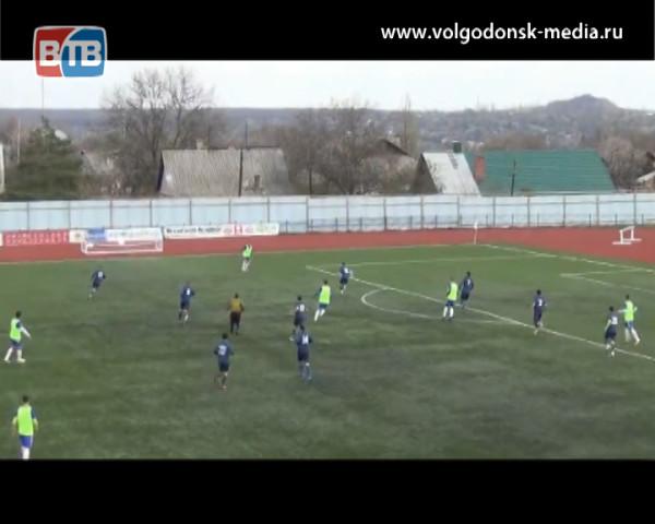 Поход за Кубком Губернатора футбольный клуб «Волгодонск» начал с победы